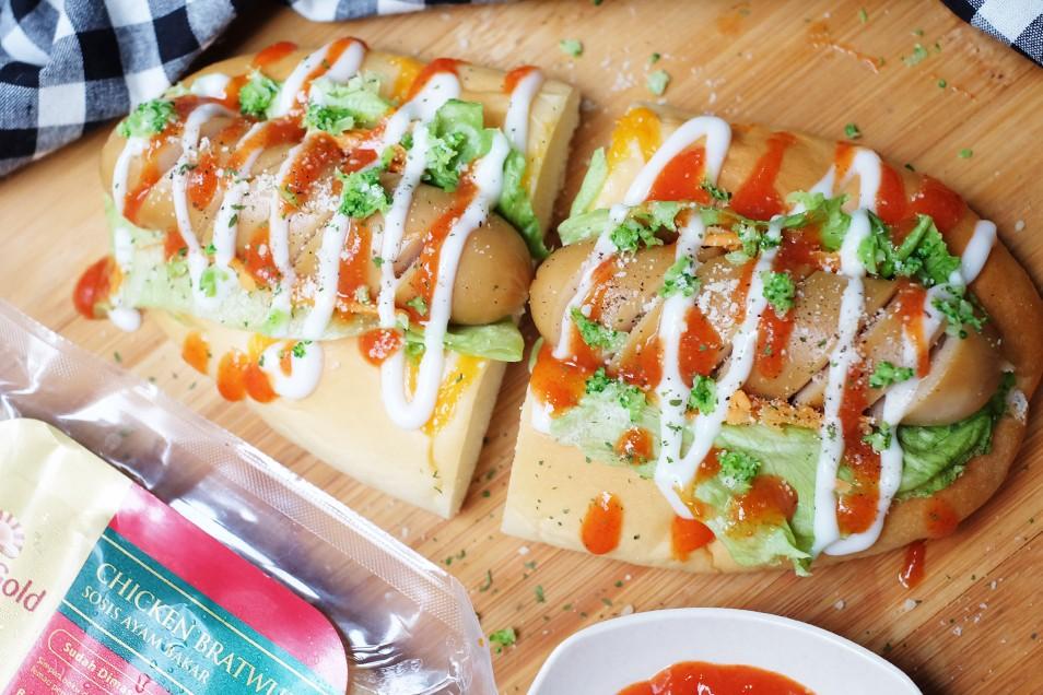 Sunnygold Greeny Hotdog