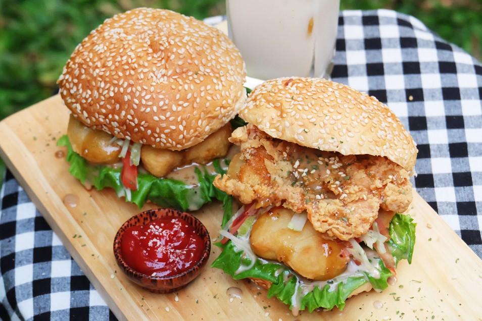 Sunnygold Oriental Burger